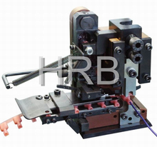 faston insulated terminal crimping machine